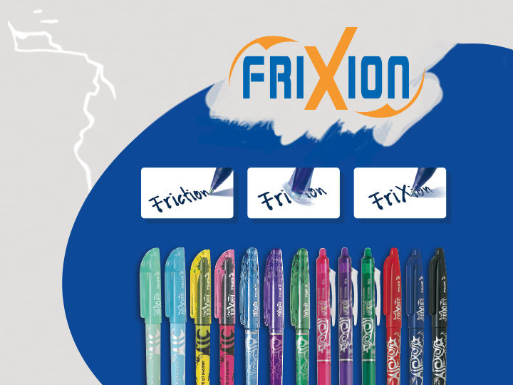 FriXion Porodica Pilot