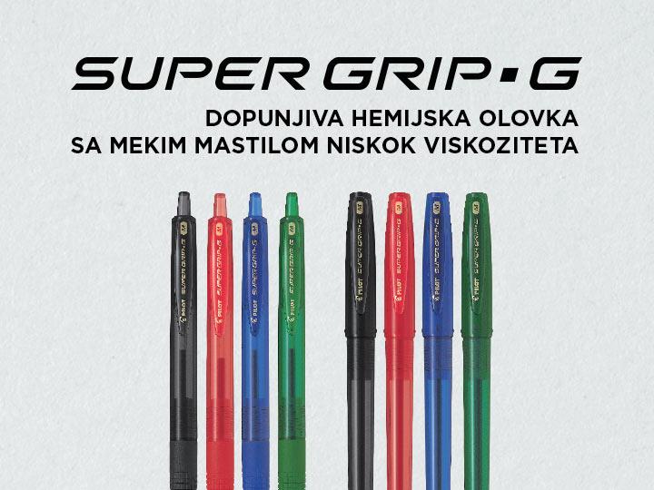 Super Grip G