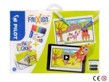 FriXion Colors - Set My FriX Book x 12 - Šareno - Srednji Vrh