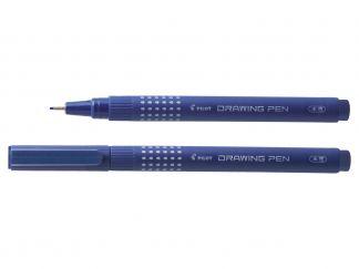 Drawing Pen 03 - Flomaster za crtanje - fineliner - Plava boja - Srednji Vrh